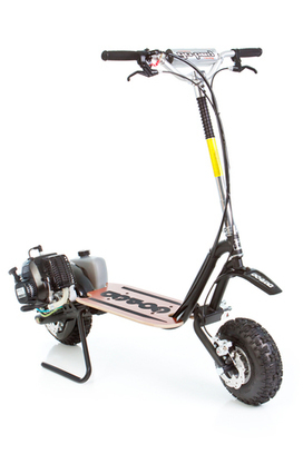 Go Ped Trail Ripper 46 Gas Scooter - Go Ped Gas Scooters | Bodybuilding | Scoop.it