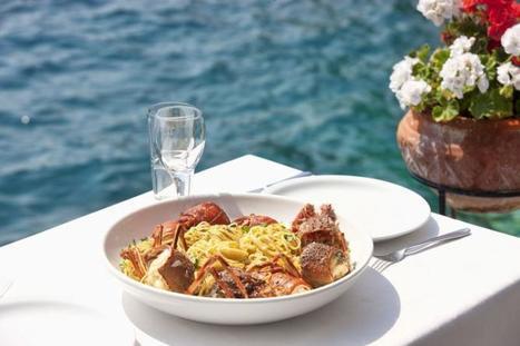 Santorini's 10 Best Cultural Restaurants | Greek Eats and Fine Dining | Nepal Tour | Scoop.it