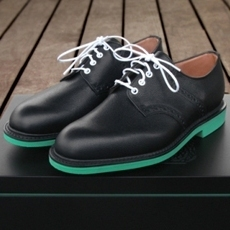 "Heineken Released McNairy ""Man of the World"" Shoe with Soles in Signature Green 