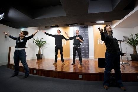 Sois heureux… et performe au travail ! | Décoration et aménagement de bureaux | Scoop.it