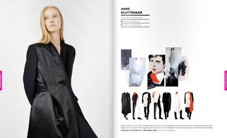 Institut Français de la Mode's Facebook Wall: The new IFM Designers Catalogue is out: discover the exceptional projects the class of 2015 has worked on. | Formations mode et design | Scoop.it
