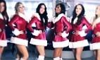 Crystal Palace cheerleaders cover Mariah Carey's hit Christmas ... | the cheerleading | Scoop.it
