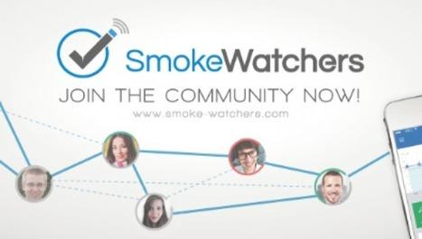 Smoke Watchers   Startup365   Scoop.it