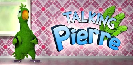 Talking Pierre the Parrot - Android Apps on Google Play | Best of Android | Scoop.it