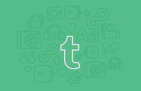 Yahoo and Tumblr: A Wasted Opportunity for Digital Media Innovation? | eTools | Scoop.it