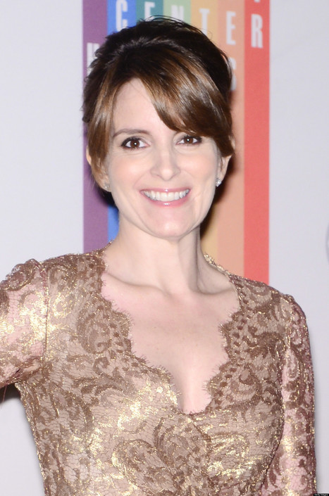 Tina Fey: '30 Rock' Star's Success Secret: 'Say Yes' | How to Become the Next Tina Fey | Scoop.it