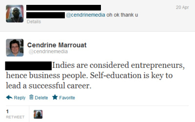 Independent Artists Need to Start Respecting TheirAudiences @CendrineMedia | Show Up Public | Scoop.it