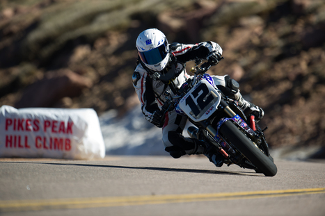 Ducati Wins Middleweight Division and Takes Two Open Division Podium Positions at Pikes Peak International Hill Climb | Desmopro News | Scoop.it