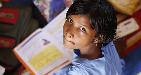 Comment donner à vos enfants le goût de la lecture? | Bibliothèque et Techno | Scoop.it