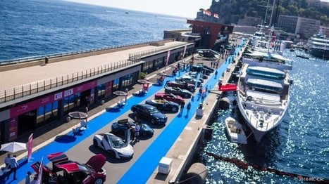 Monaco Yacht Show 2016 | Luxury Travel | Scoop.it