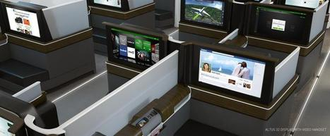 Panasonic to Introduce NFC on Airlines During Flight in 2015   Information Technology   Scoop.it