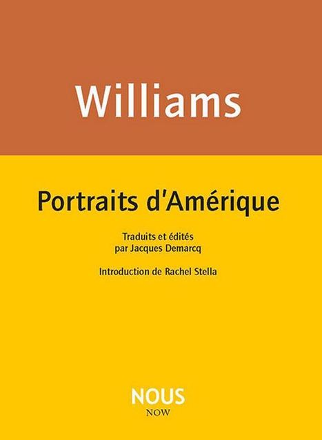 Jonathan Williams, Portraits d'Amérique #TdF #note_de_lecture d'AP   Terres de Femmes   Scoop.it