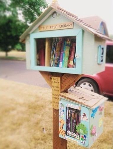 Long Live Little Free Libraries!   Librarysoul   Scoop.it