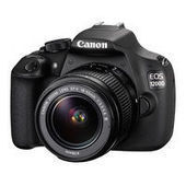 CANON EOS 1200D DSLR With Lens Kit (EF S18-55 IS II) | Electronic Gadgets | Scoop.it