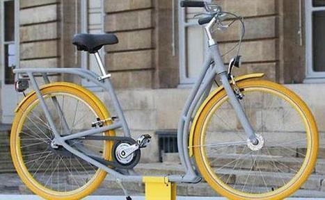 Le vélo Pibal de Starck est enfin arrivé à Bordeaux   Bordeaux & Web   Scoop.it