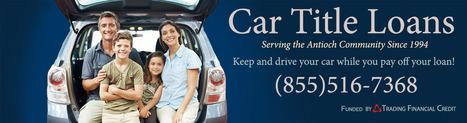 Car Title Loans Ogden | Title Loans in Utah - CityLoan™ | Car Title Loans Ogden | Scoop.it
