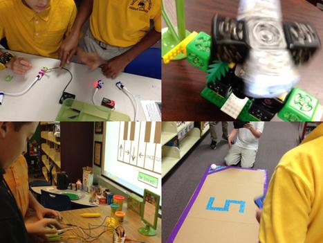 Stewart MakerFair 2015 - RENOVATED LEARNING @DianaLRendina   21st Century Classroom   Scoop.it