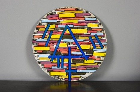 Sans Titre - Newarty's Galerie d'Art Urbain | The art of Tarek | Scoop.it