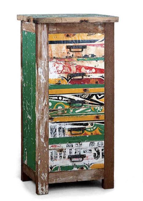 Decoración, diseño e interiorismo | Decoratrix » Muebles reciclados que huelen a mar | arquitectura y diseño | Scoop.it