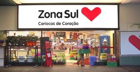 Un supermarché où vous pouvez cueillir les légumes | Des 4 coins du monde | Scoop.it