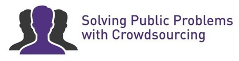 The GovLab Selected Readings on Crowdsourcing Tasks and Peer Production - The Governance Lab @ NYU | Open Innovation | Scoop.it