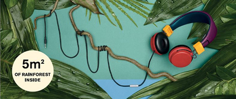 UrbanEars Re:Plattan Headphones Promise to Save the Rainforest | Eco-Friendly Audio | Green Life, Healthy Life | Scoop.it
