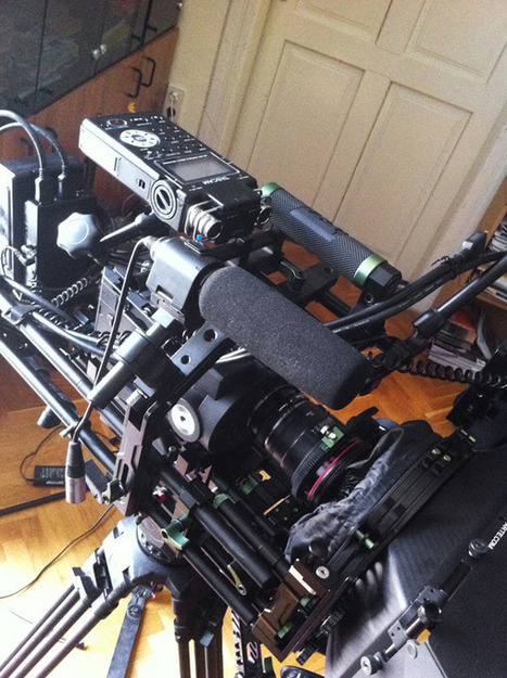 Review: Rigging the FS700 with Lanparte's Pro Rig V2   Gear in Motion   Scoop.it