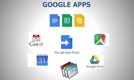 Как нескучно автоматизировать бизнес. Почему облака Google не самое плохое решение для малого бизнеса | e-learning-ukr | Scoop.it