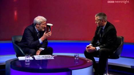 Negative Externalities & Information Failure: Paxman shows Coca Cola boss how much sugar is in a supersize cup - MJFGROUP | Market Failure | Scoop.it