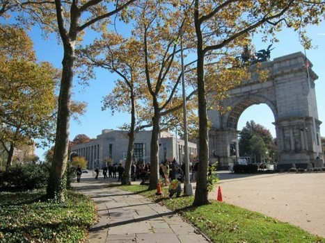 Pedestrians First at Grand Army Plaza, Brooklyn | green streets | Scoop.it