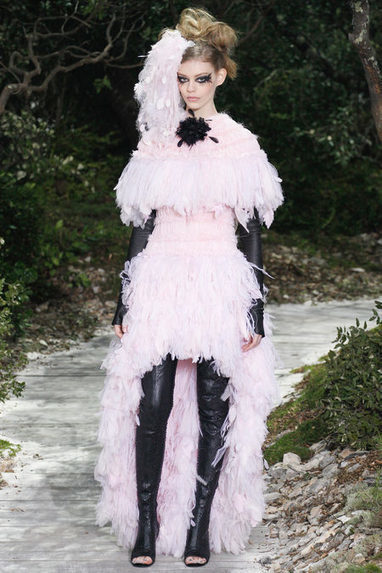 Charlotte Casiraghi en robe Chanel au bal de la Rose | Mode et femme | Scoop.it