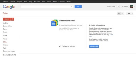 10 Little Known Google Drive Features - Technology Personalized | Using Google Drive in the classroom | Scoop.it