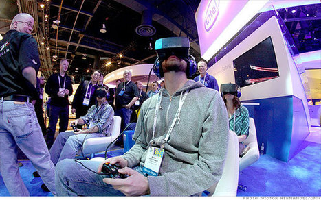 Facebook to buy virtual reality firm Oculus VR for $2 billion | Virtual Worlds & the Digital Future | Scoop.it