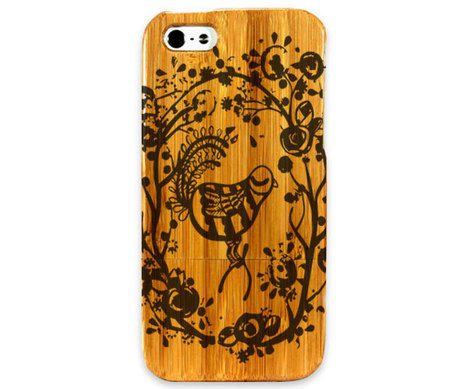 Wooden Cases for iPhone 5.. | iphone 4 bamboo wood case | Scoop.it