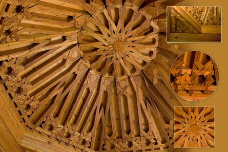 Crafty Ceilings : Designer: Los Tres Juanes   MixTourismo   Scoop.it