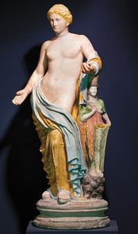 Rayos ultravioleta revelan los colores originales de esculturas de la antigua Grecia | Historia Antigua | Scoop.it