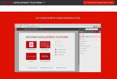 Wolfram Alpha mais acessível com versão gratuita na cloud | Tudo o resto | Scoop.it
