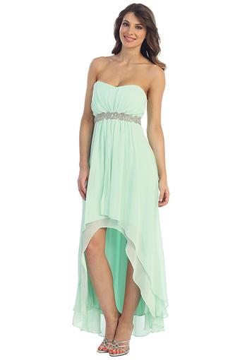 Rent High Low Bridesmaids Dresses Online | RentTheDress.com | Rent The Dress | Scoop.it