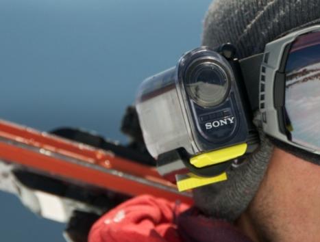 Sony lanza su primera cámara POV para deportes y de acción extrema compitiendo directamente contra GoPro | COMPACT VIDEO & PHOTOGRAPHY | Scoop.it