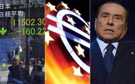 Debt crisis: Italian election impasse reignites euro fears - live - Telegraph | The Indigenous Uprising of the British Isles | Scoop.it