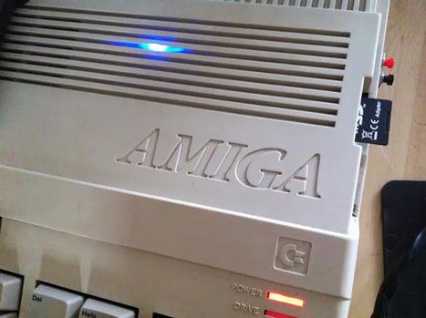 AMIGA RPI DRIVE | Raspberry Pi | Scoop.it
