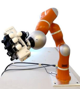 A robot that catches flying objects! | Complete Cloud | Scoop.it