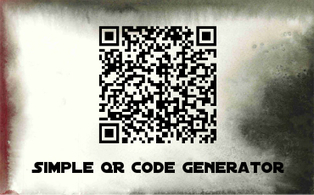 Simple QR code generator: comparte páginas web | VIM | Scoop.it
