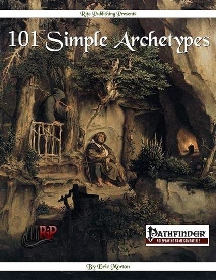 101 Simple Archetypes (PFRPG) - DriveThruRPG.com | Brand Neuromarketing | Scoop.it