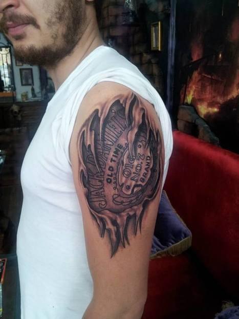 Jack Daniels | Tattoo | Scoop.it