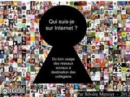 #Numérique : Qui suis-je sur Internet ? A destination des élèves | CPE NUMERIQUE- Des ressources pour des usages pédagogiques | Scoop.it