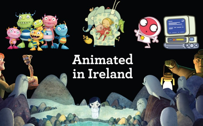 Animated in Ireland 2012 - Irish Animation Promo - Irish Film Board Media Hub | Machinimania | Scoop.it