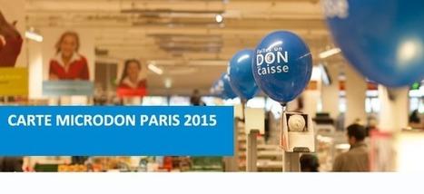 INVITATION - Opération carte microDON Paris 2015   Solutions Human Capital   Scoop.it