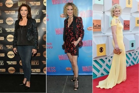 Martina McBride, Jennifer Nettles and Cam Teaming Up at 2016 ACC Awards | Country Music Today | Scoop.it