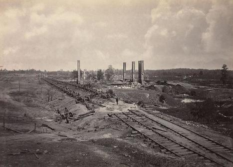 Met Exhibit Showcases Photography's Evolution During the Civil War | Photography as content | Scoop.it